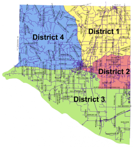 district-map